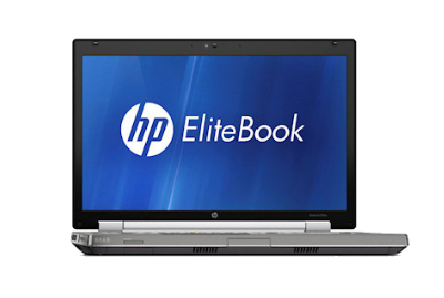 Image of HP Elitebook Laptop